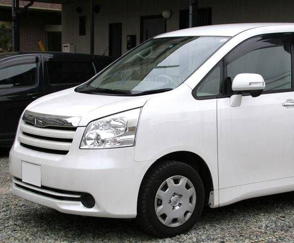 Toyota Noah Hire Kenya